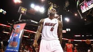 Miami Heat vs Toronto Raptors | Full Game Highlights | March 31, 2014 | NBA 2013-14 Season