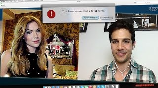 UNKNOWN USER Skype Call  - Unfriended by Daniele Rizzo?