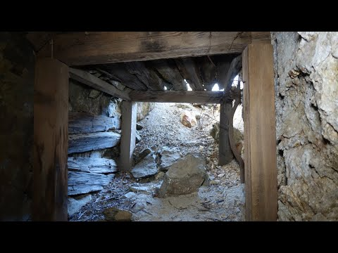 The Mount Gleason And Padre Mines - Historic Gold Mines In The Western San Gabriel Mountains