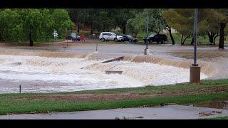 Extreme Flooding Scottsdale, AZ   7/23/2021