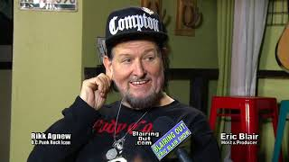 Rikk Agnew & Eric Blair part 2 His youth , Social Distortion and O.C. punk