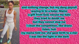 Miss Mulatto - No More Talking (Lyrics)