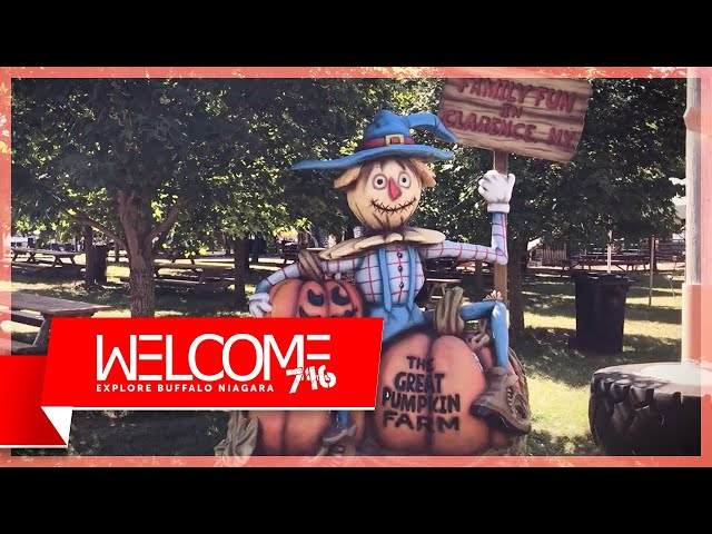 Welcome 716 visits The Great Pumpkin Farm - Explore Buffalo Niagara