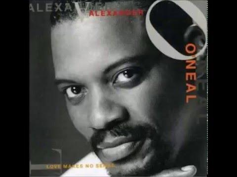 Alexander O' Neal //  If U Let it