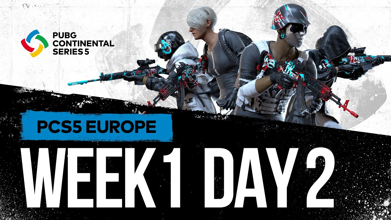 PCS5 Europe Grand Final  Week 1 Day 2