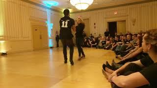 Jordan Frisbee & Tatiana Mollmann - Improv WCS Demo (ESS Boston 2018)