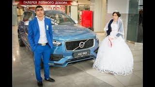 Цыганская свадьба в Коркино. Саня и Света. 1 октября 2017
