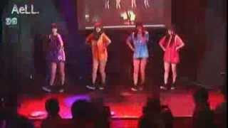 2013.07.29 対決!トロピカル丸@渋谷Glad 青春公演 AeLL. / Everyday ...