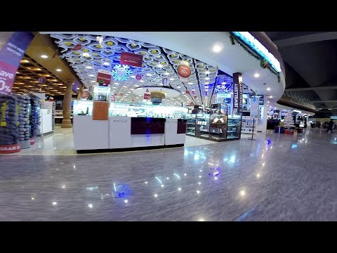 Kempegowda International Airport - Bengaluru, India