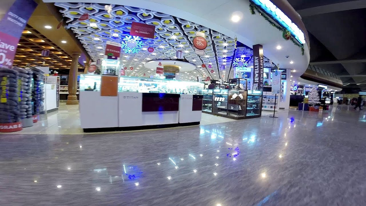 Download Kempegowda International Airport - Bengaluru, India