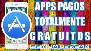Como Baixar Apps Pagos Totalmente Gratuitos - Sem Jailbreak (iPhone) ✔️