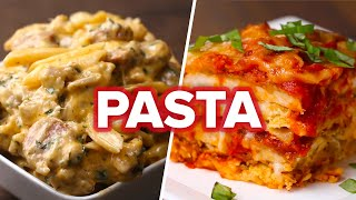 Top 5 Pasta Recipes