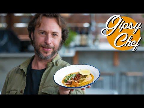 La receta de tacos más bestial de Gipsy Chef