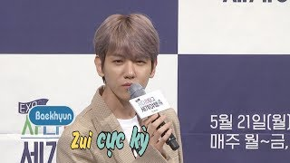 180529 EXO-CBX Travel The World On EXO's Ladder EXO-CBX Press Conference