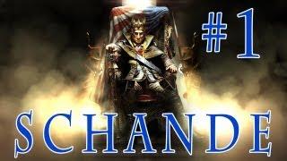 Let´s Play Assassin´s Creed 3 - Die Tyrannei von König Washington DLC - Die Schande Part 1