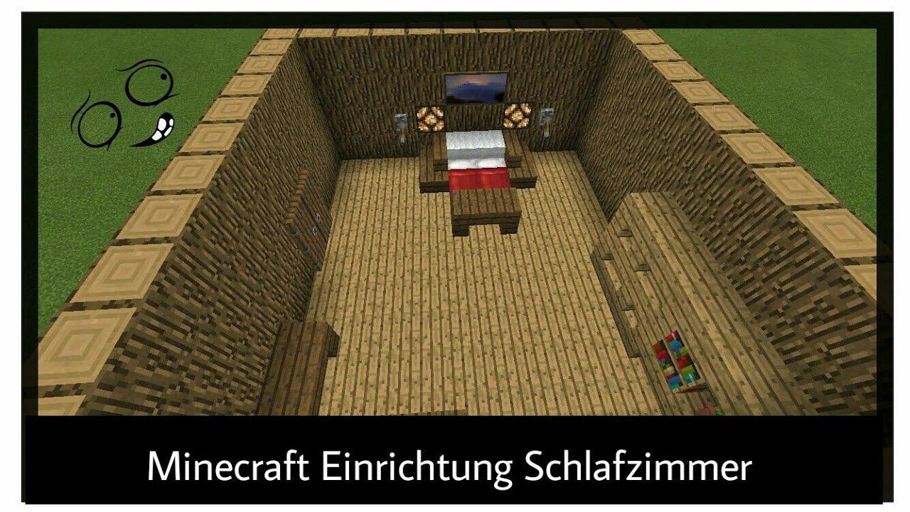 Minimalistisch Minecraft Einrichtung Schlafzimmer …