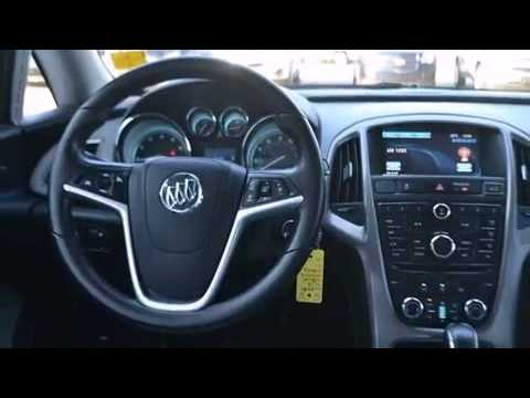 2013 Buick Verano 4dr Sdn Convenience Group Specs and Features ...