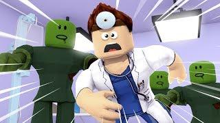 ROBLOX-ESCAPE aus dem INFECTED HOSPITAL!!