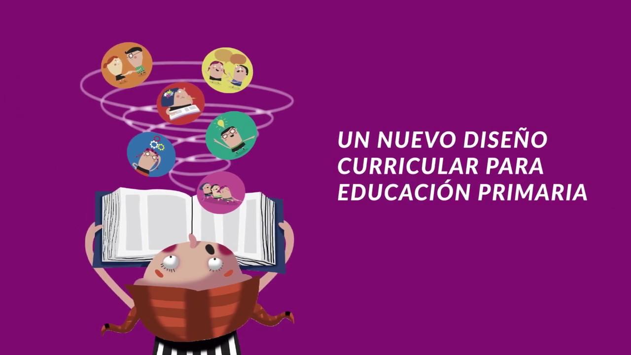 Dise o curricular primaria 2019 youtube for Diseno curricular primaria