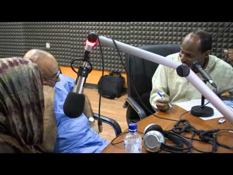 Dr. Parvaiz Malik & Jessica Censotti - Sudan Radio