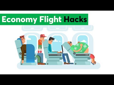 6 Economy Flight Comfort Hacks | Consumer Reports