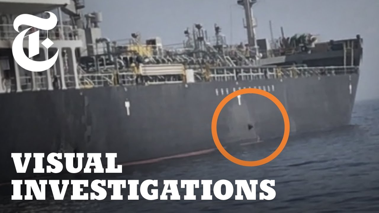 Download Did Iran Attack Ships in the Gulf? What the Evidence Shows | Visual Investigations
