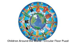 Floor Puzzles for 4 year old kids Educational Toys Planet