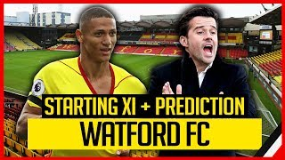 WATFORD VS MAN UNITED | STARTING XI PREDICTION + MATCH PREVIEW