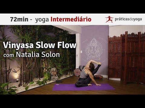 Vinyasa Slow Flow