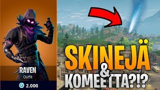 NEW SKINS AND THE DESTRUCTION OF TILTED TOWERS?!? -FORTNITE NEWS