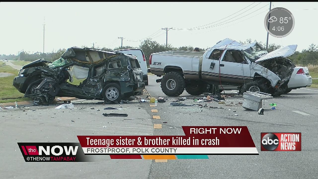 That was Tampa fl teen accident