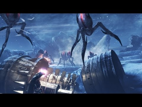 Lost Planet 3 trailer discusses what it means to survive