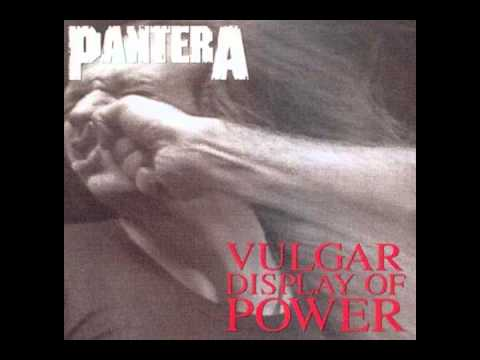 Pantera - [1992] Vulgar Display Of Power [Full Album]