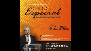 Dádivas preciosas em tempos de aflição (1 Pedro 1:1-5) - Rev. Luciano Rocha - 26/04/20