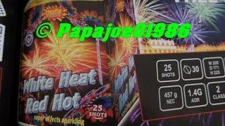Hestia White Heat Red Hot *YH2242*