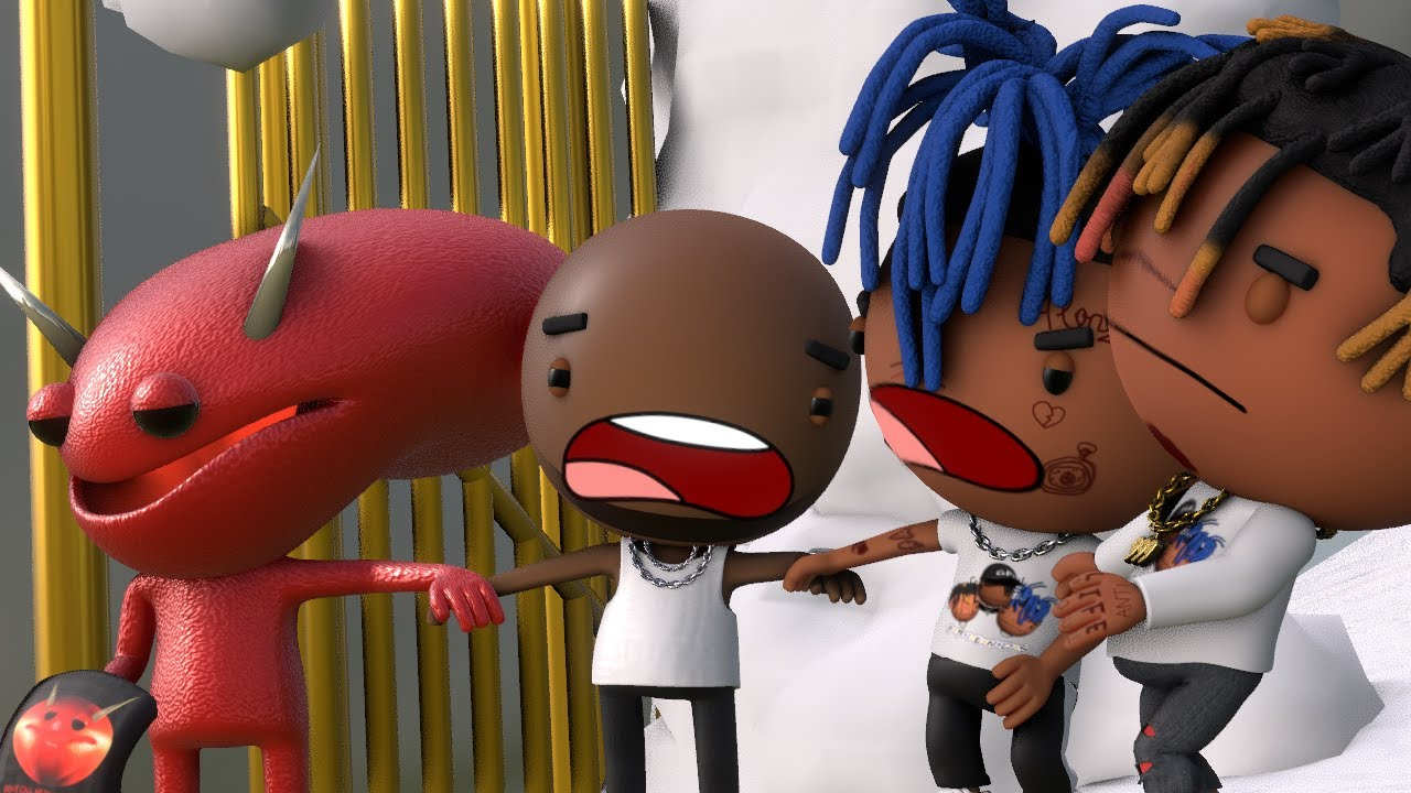 When Dmx Goes To Heaven (Animated Skit)
