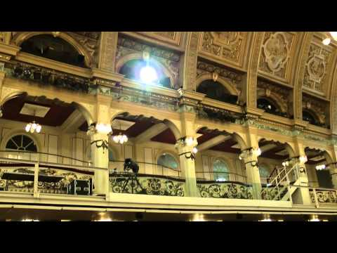 Winter Gardens,Theatre buildings ,Blackpool,Tour