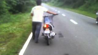 adventure from roxas palawan
