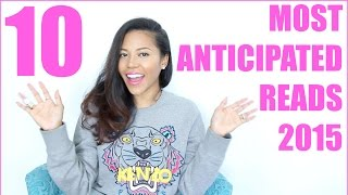 10 MOST ANTICIPATED READS OF 2015 | AMERIIE Thumbnail
