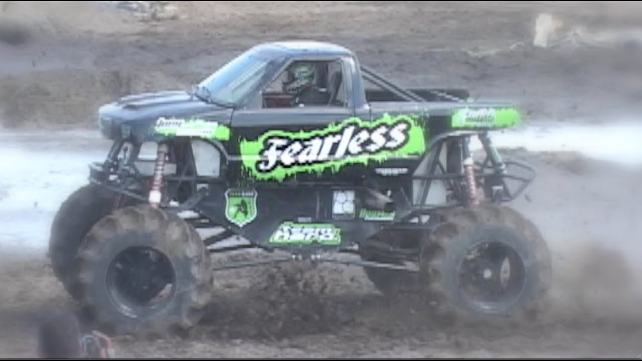"""Fearless"" Mud Truck Michigan Mud Jam interview"