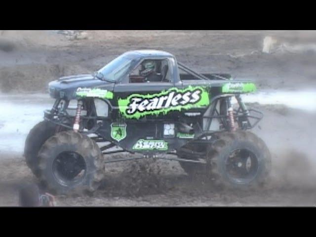 """Fearless"" Mud Truck Michigan Mud Jam interview"