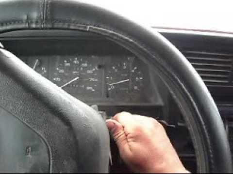 Bronco II Cold Start 2009
