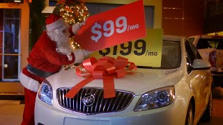 Santa Went Nutz at LaFontaine | $99 Buick Verano Lease Special