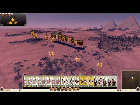 Total War Rome 2 - Micromanagement Tip: Group Formation Attack