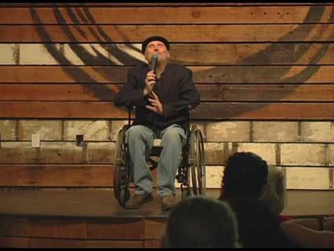 Michael O'Connell of Comedians with Disabilities Act