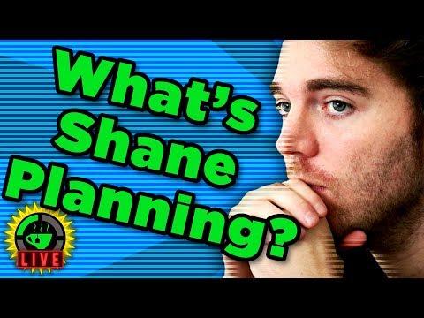 GTeaLive: Shane Dawson Announces New Mystery Video!