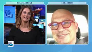 Chatting with HOWIE MANDEL