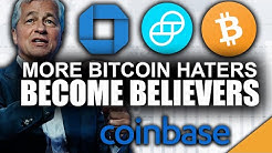 Biggest Bitcoin Haters Changing Their Minds