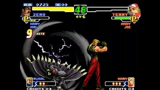 [TAS] The King Of Fighters 2000 - Zero/Rugal