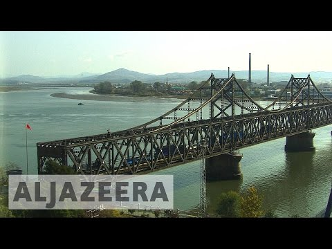 North Korea-China trade booming despite sanctions